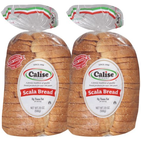 Calise Bakery Italian Scala Bread (20 oz., 2 pk.)