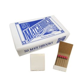 Book Matches - 20 / 50 ct.