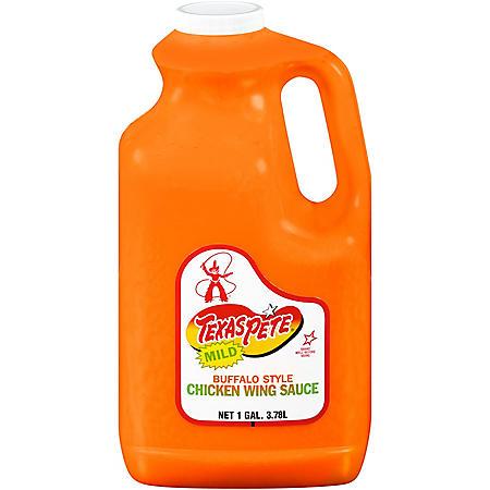 Texas Pete Mild Buffalo Wing Sauce (1 gal.)