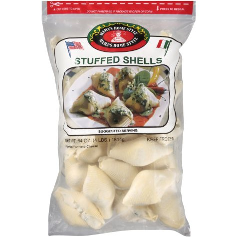 Mama's Home Style Stuffed Shells - 64 oz.