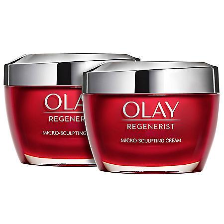 Olay Regenerist Microsculpting Cream (1.7 oz., 2 pk.)