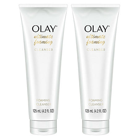 Olay Ultimate Foaming Face Cleanser with Vitamin C (4.2 oz., 2 pk.)