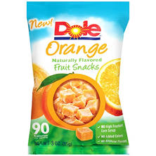 Dole Orange Fruit Snacks (3 oz., 8 pk.)