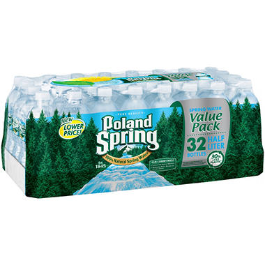 Nestle® Natural Spring Water