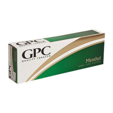 GPC Menthol 85 Soft Pack (20 ct., 10 pk.)