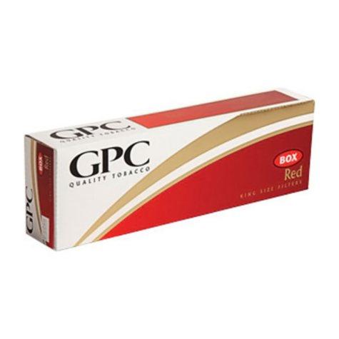 Gpc Red 1 Carton