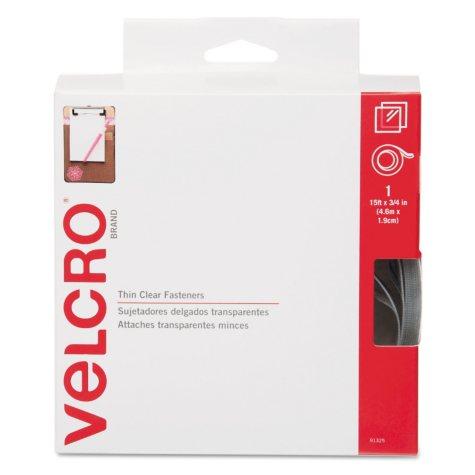 Velcro Sticky Back Hook & Loop Fastener Roll