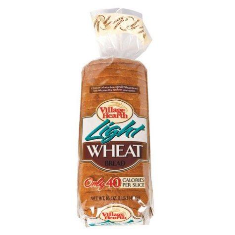 Village Hearth Light Wheat Bread (16 oz., 2 pk.)