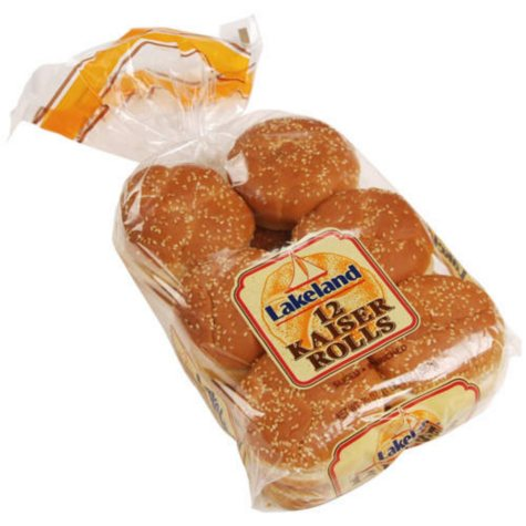 Lakeland Kaiser Rolls (20 oz., 12 ct.)