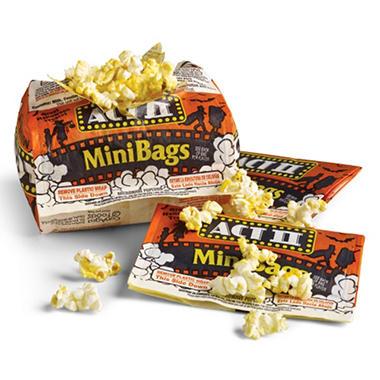 microwave popcorn box act ii popcorn halloween minis sams club