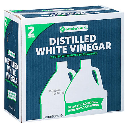 Member's Mark Distilled White Vinegar (1 gal., 2 pk.)