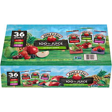 Apple & Eve Juice Variety Pack (6.75 oz. ea., 36 ct.)