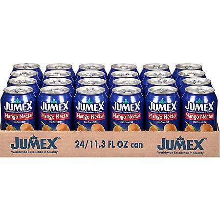 Jumex Mango Nectar (11.3 oz., 24 pk.)