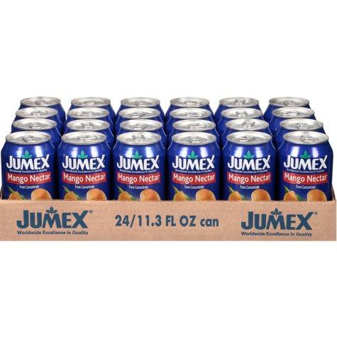Jumex Mango Nectar (11.3 oz. cans, 24 pk.)