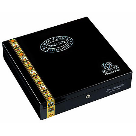 Romeo y Julieta Reserve Short Churchill Cigars - 21 ct.