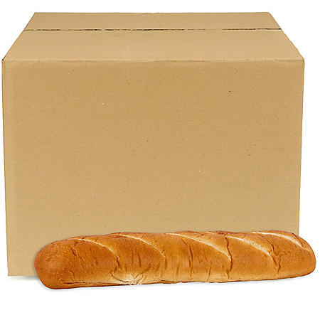 Case Sale: French Bread Loaves (18 ct.)