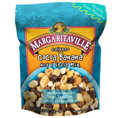 Margaritaville Calypso Cocoa Banana Nut and Fruit Mix (2.9 lb.)