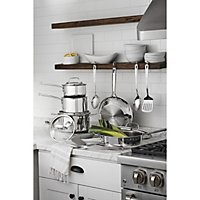 Wolfgang Puck 18-Piece Stainless Steel Cookware Set - Sam\'s Club