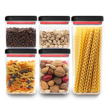 T-fal Ingenio 5-Piece Dry Storage Container Set