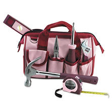 Great Neck 6-Piece Basic Tool Kit with Bag