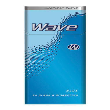 Wave Blue 1 Carton
