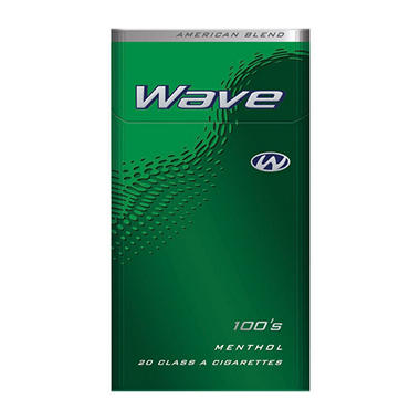 Wave Menthol Box 1 Carton