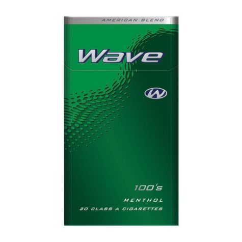 Wave Menthol King Box (20 ct.,10 pk.)