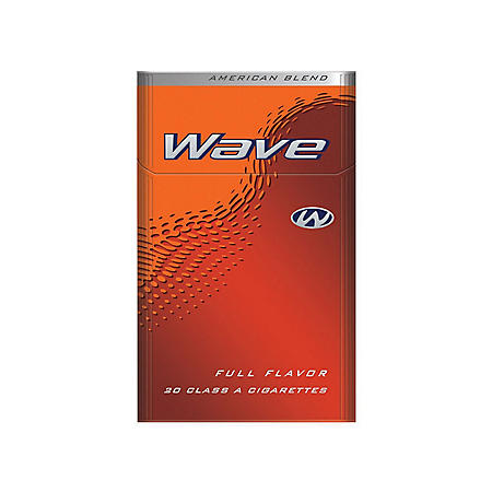 Wave Full Flavor King Box (20 ct., 10 pk.) $0.50 Off Per Pack