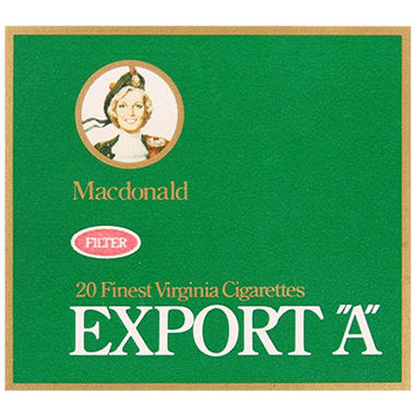 Export 'A' Full Flavor Box Cigarettes (200 ct.)