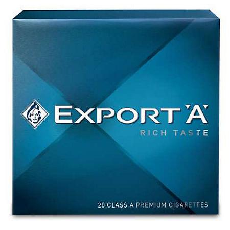 Export A Rich Taste Cigarettes (20 ct., 10 pk.)