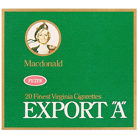 Export 'A' Ultra Smooth Box Cigarettes (200 ct.)
