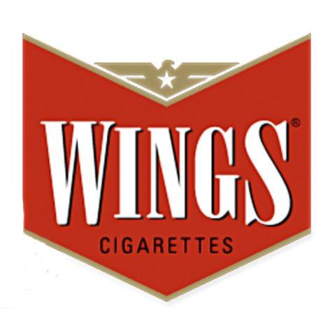 Wings Gold 100s Box 1 Carton