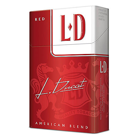 L D Red King Box (20 ct., 10 pk.)