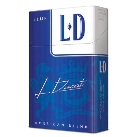 L D Blue King Box (20 ct., 10 pk.)