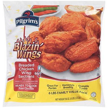 Pilgrim S Pride 174 Blazin Wings 174 6 Lb Sam S Club
