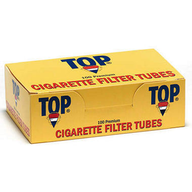 TOP Tobacco Filter Tubes (4/250 ct.)
