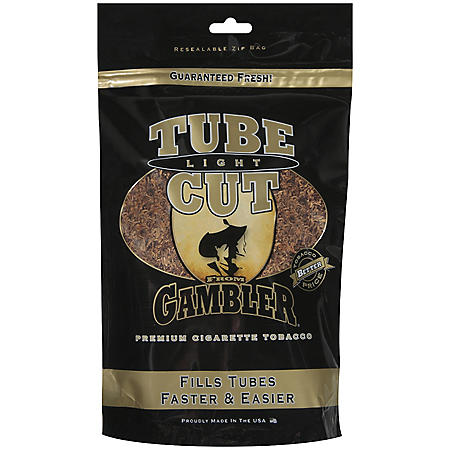 Top Tube Cut Gold Medium Bag (3 oz.)