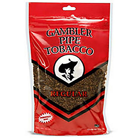 Gambler Large Full Flavor Pipe Tobacco AZ (16 oz.)