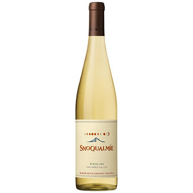 Snoqualmie ECO Riesling (750ML)
