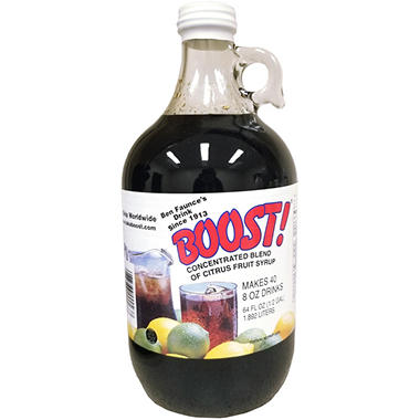 BOOST 64 FL OZ