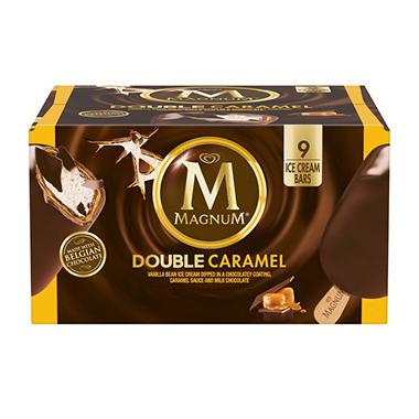 magnum double caramel ice cream bars 9 ct sam 39 s club. Black Bedroom Furniture Sets. Home Design Ideas
