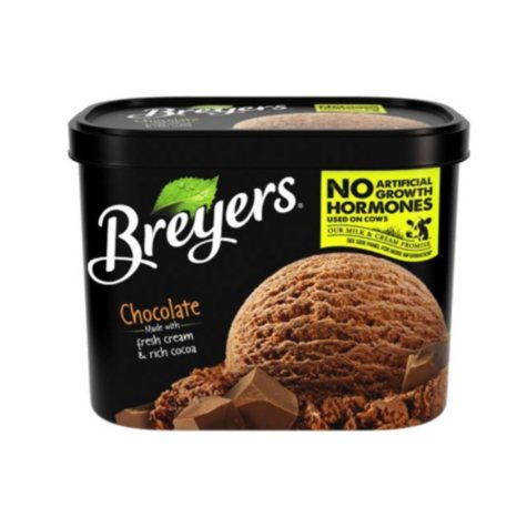 Breyers Chocolate Ice Cream (64 oz.)