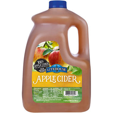 Gala Apple Cider (1 Gallon)