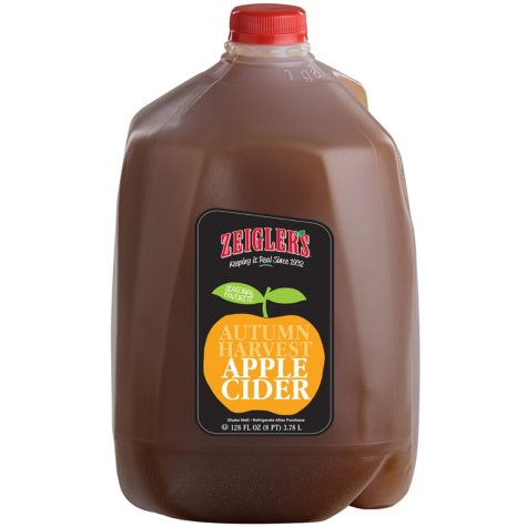 Honey Crisp Apple Cider (1 Gallon)