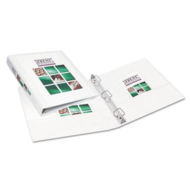 avery 1 durable view binder 6 pk sam s club