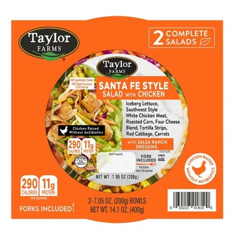 Santa Fe Style Salad with Chicken (6.25 oz., 2 pk.)