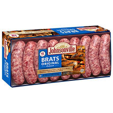 Johnsonville Original Bratwurst (4.275 lb.)