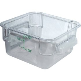 Commerical Food Storage Containers Sams Club