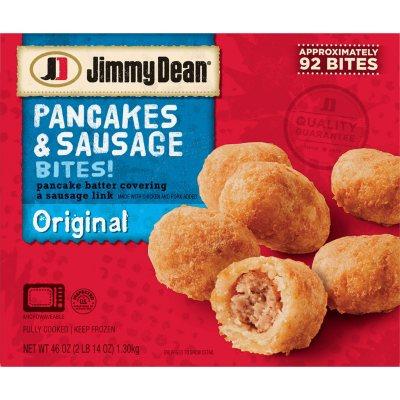 Jimmy Dean Pancake and Sausage Bites 46 oz Sams Club