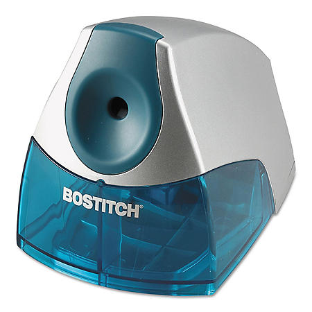X-ACTO School Pro Classroom Electric Pencil Sharpener, Blue/Gray